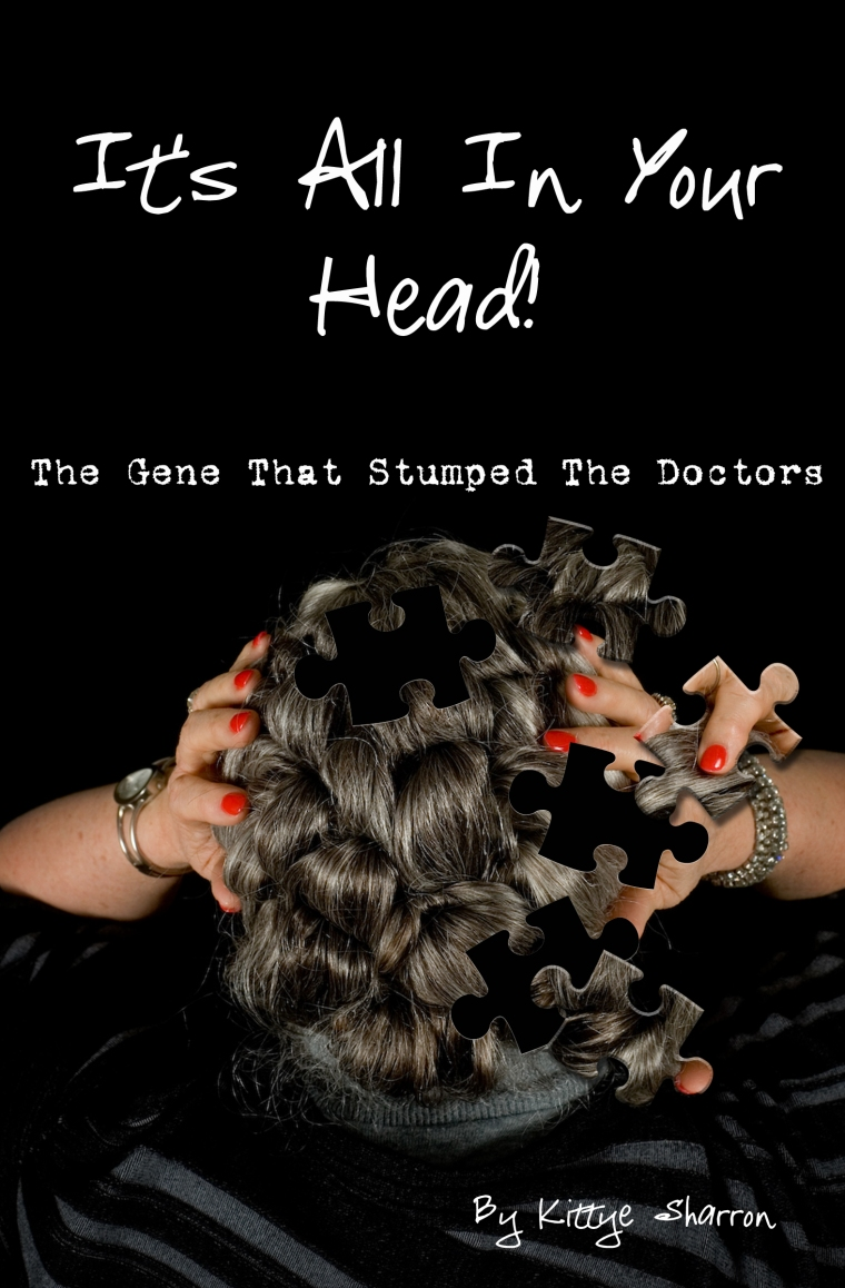 SDHB book cover-It's All in your head